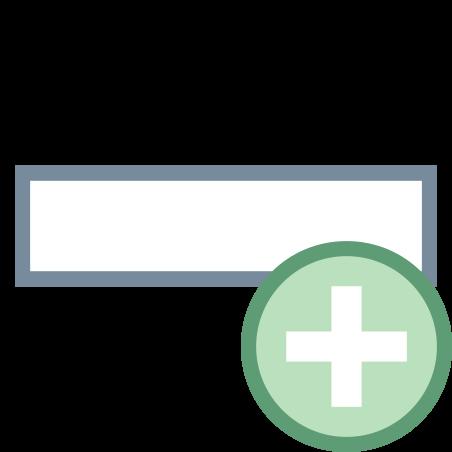 Add Row icon