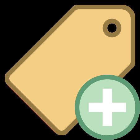 Add Tag icon