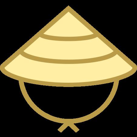 Asian Hat icon