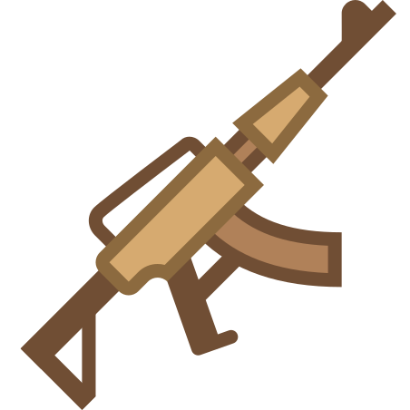 Штурмовой автомат icon