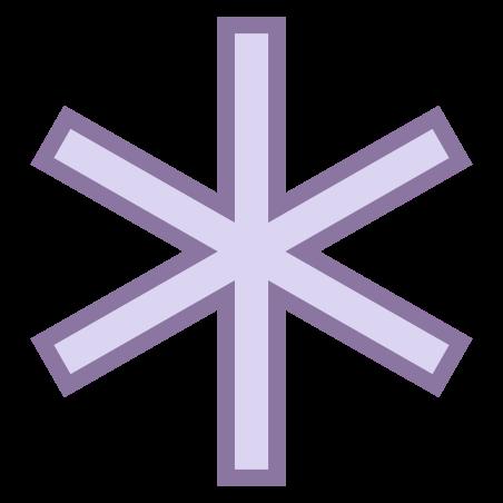 별표 icon