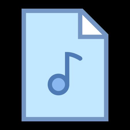 Audio File icon