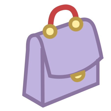 Messenger Bag icon in Office S