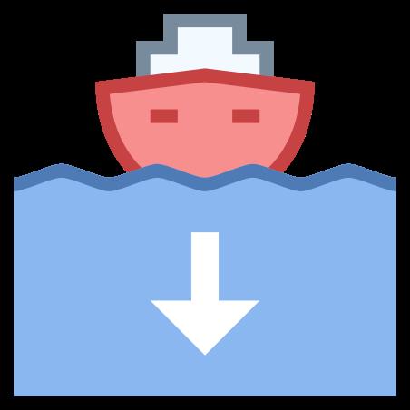 Boat Returning To Port icon