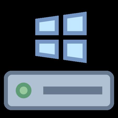 C Drive icon