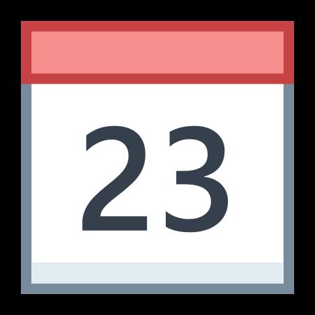 달력 (23) icon