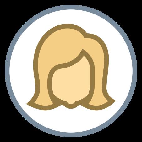 圈用户女性皮肤类型3 icon