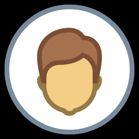 원 사용자 남성 피부 타입 4 icon
