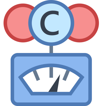 CO2 Gauge icon