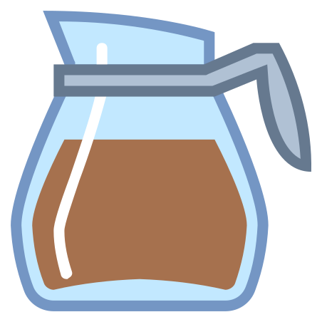Coffee Pot icon in Office S