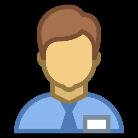 Collaborator Male icon