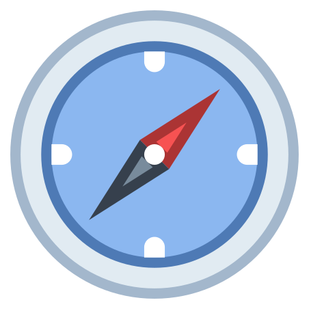 Compass icon in Office S