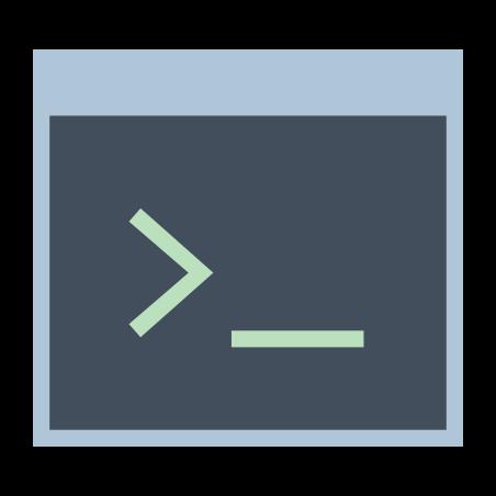콘솔 icon