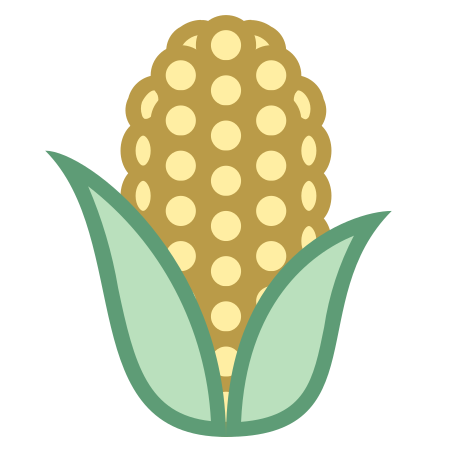 Corn icon in Office S