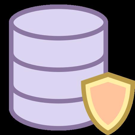 데이터 보호 icon