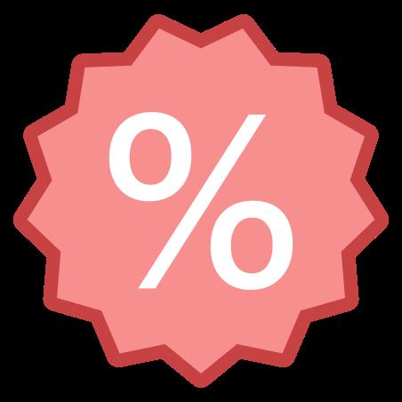 할인 icon