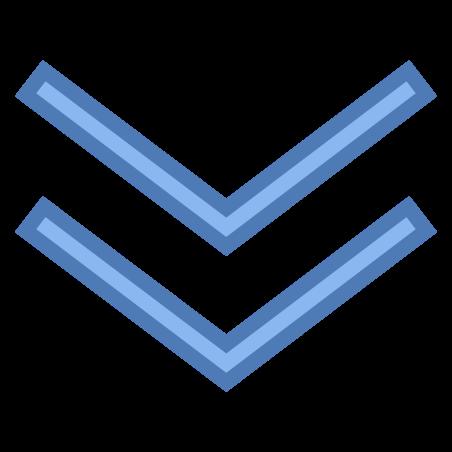 더블 다운 icon