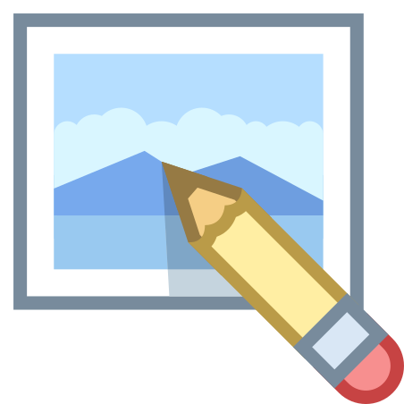 Edit Image icon in Office S