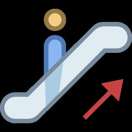 Escalator Up icon