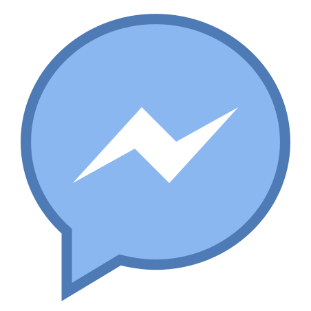Facebook Messenger icon in Office S