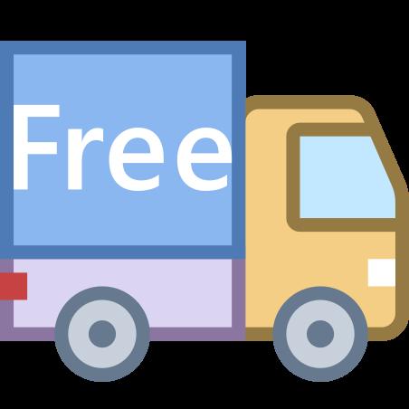 무료 배송 icon
