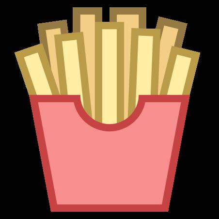 감자 튀김 icon in Office S