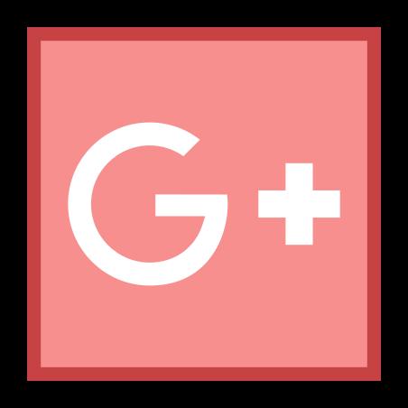 구글 플러스 icon