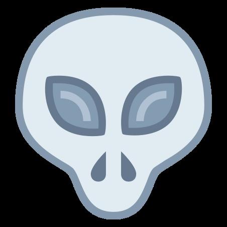 회색 icon