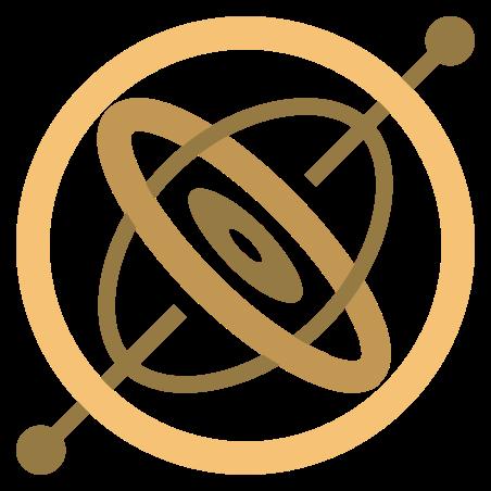 ジャイロスコープ icon