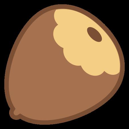Hazelnut icon in Office S