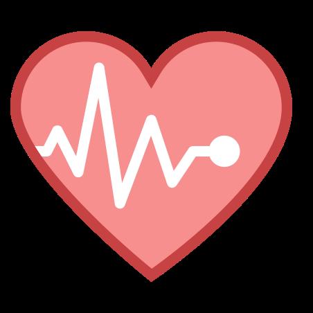 펄스와 함께 심장 icon