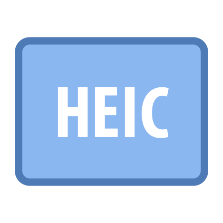 HEIC icon