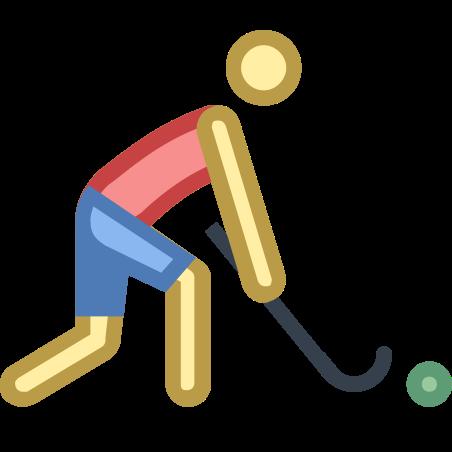 Field Hockey icon in Office S