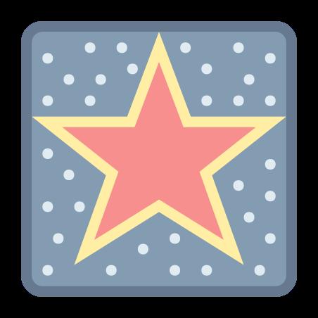 할리우드 별 icon