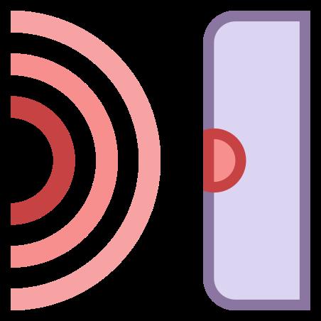 적외선 센서 icon