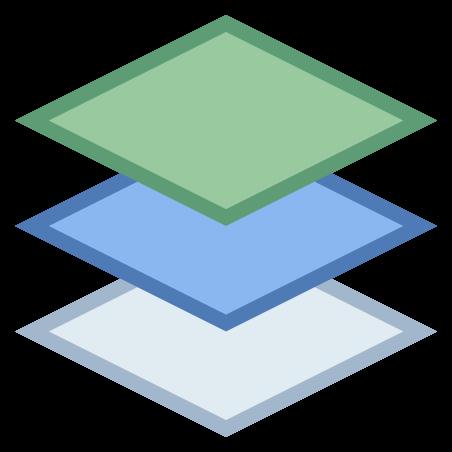 레이어 icon