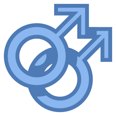 男双 icon