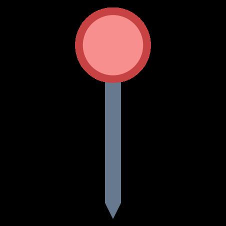 지도 핀 icon