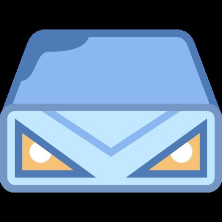 Mek-Quake icon in Office S