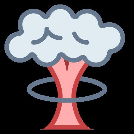 버섯 구름 icon