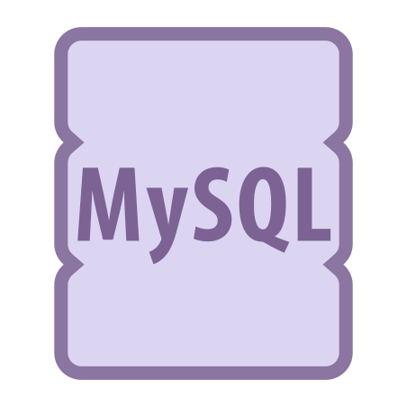 MySQL의 icon