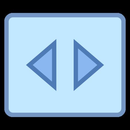 Navigation Pane icon