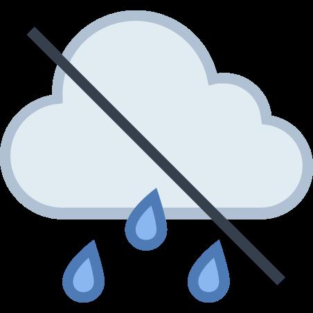 No Rain icon
