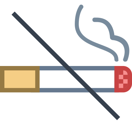 No Smoking icon in Office S