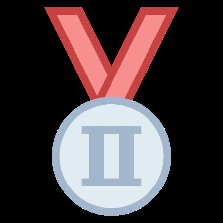 Silver Medal icon