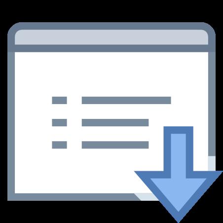 Open View icon
