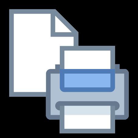 Page Setup icon
