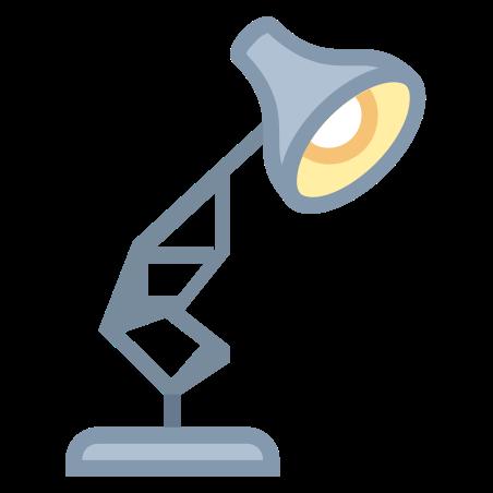 Pixar Lamp 2 icon in Office S