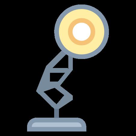 Pixar Lamp icon in Office S