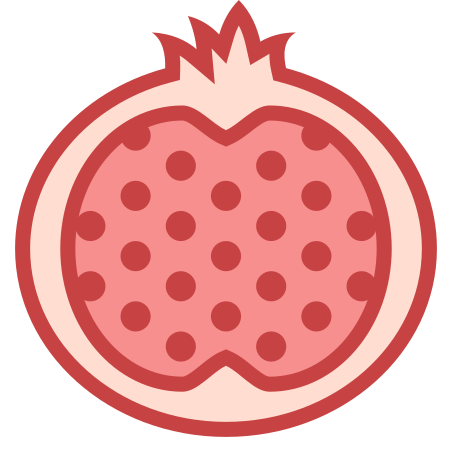 Pomegranate icon in Office S